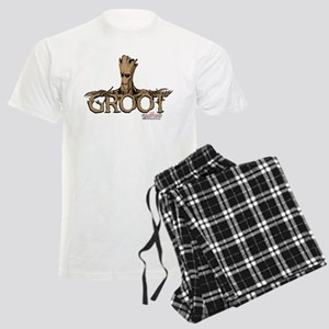 GOTG Comic Groot Men's Light Pajamas