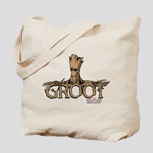 GOTG Comic Groot Tote Bag