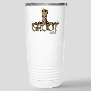 GOTG Comic Groot Stainless Steel Travel Mug
