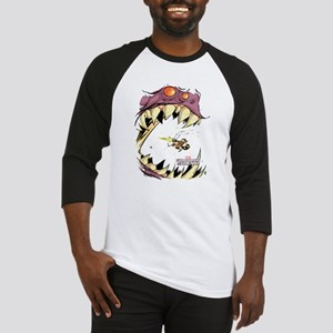GOTG Comic Rocket Big Mouth Monste Baseball Jersey