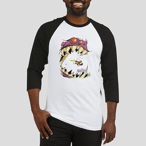 GOTG Comic Rocket Big Mouth Monste Baseball Jersey