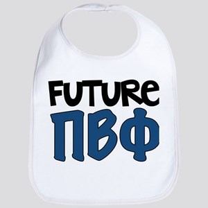 Pi Beta Phi Future Baby Bib