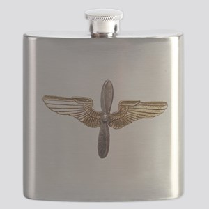 Prop and Wings Flask