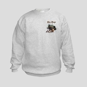 Big Dogs Kids Sweatshirt