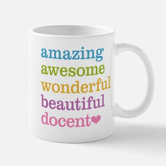 Amazing Docent Mugs