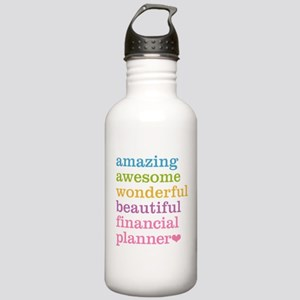 Amazing Financial Plan Stainless Water Bottle 1.0L