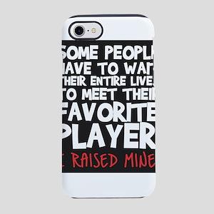 raised fav player iPhone 8/7 Tough Case