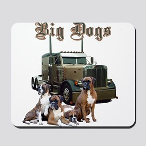 Big Dogs Mousepad