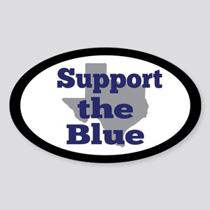 Support the Blue Sticker
