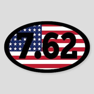 7.62 Sticker