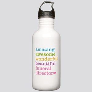 Amazing Funeral Direct Stainless Water Bottle 1.0L