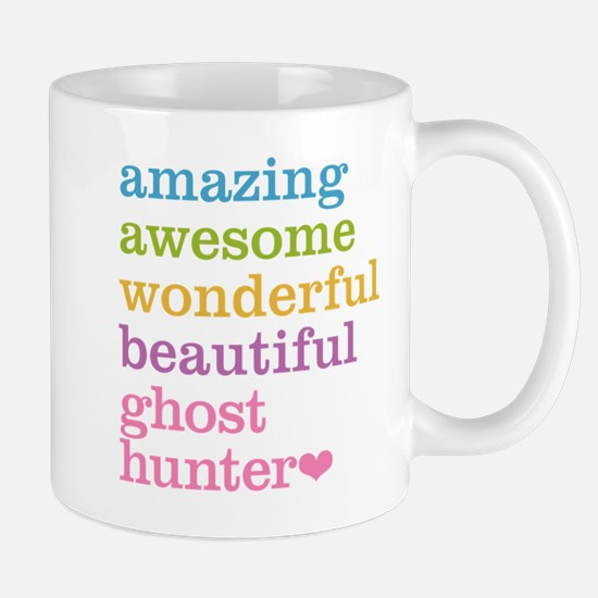 Amazing Ghost Hunter Mugs