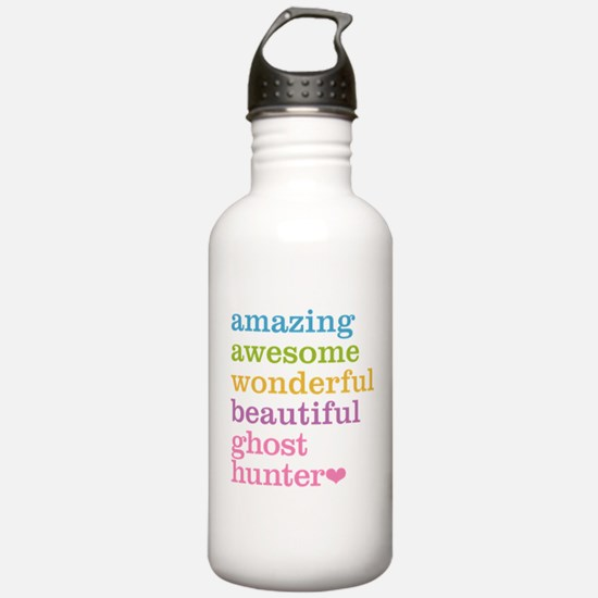 Amazing Ghost Hunter Water Bottle