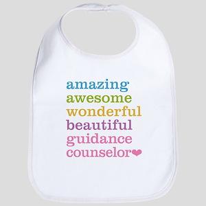 Amazing Guidance Counselor Bib