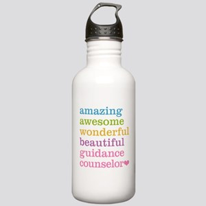 Amazing Guidance Couns Stainless Water Bottle 1.0L