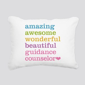 Amazing Guidance Counsel Rectangular Canvas Pillow