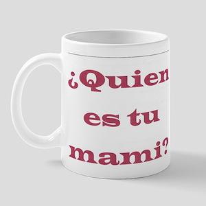 quien ES Mug