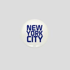 NEW YORK CITY Mini Button