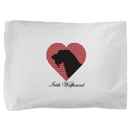 IRISH WOLFHOUND Pillow Sham