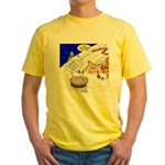 The Life of Pie Yellow T-Shirt