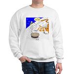 The Life of Pie Sweatshirt