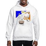 The Life of Pie Hooded Sweatshirt