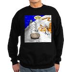 The Life of Pie Sweatshirt (dark)