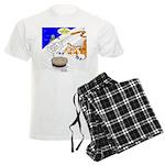 The Life of Pie Men's Light Pajamas