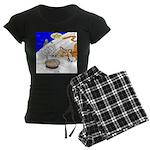 The Life of Pie Women's Dark Pajamas