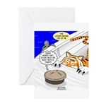 The Life of Pie Greeting Cards (Pk of 10)