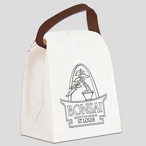 stlbonsai Canvas Lunch Bag