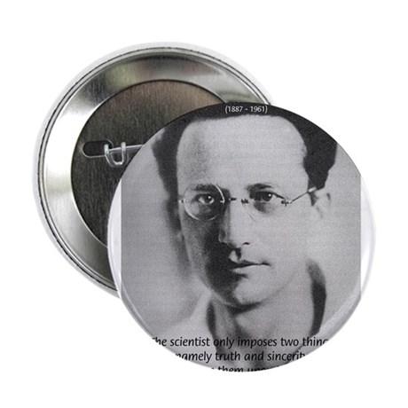 "Quantum Mechanics: 2.25"" Button (10 pack)"