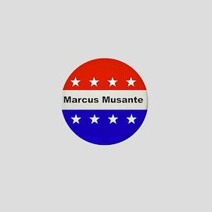 Vote Marcus Musante Mini Button