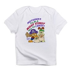 Garfield Stingy Candy Infant T-Shirt