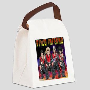 Disco Destroyer Canvas Lunch Bag