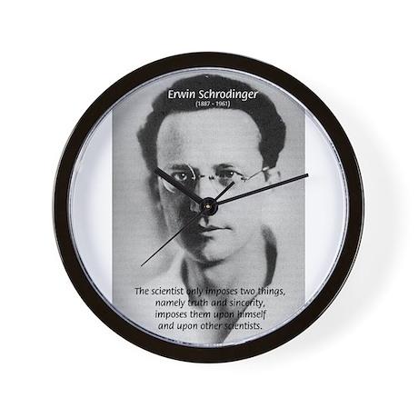 Quantum Mechanics: Wall Clock