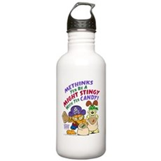 Garfield Stingy Candy Water Bottle