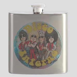 Disco Inferno Ball Flask