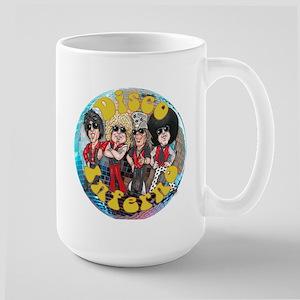 Disco Inferno Ball Mugs