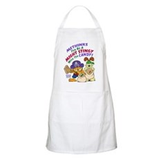 Garfield Stingy Candy Apron