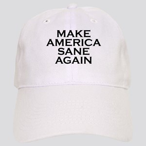 Make America Sane Again Baseball Cap