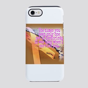 Breast cancer survivor. Lord iPhone 8/7 Tough Case