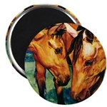 """""""Bailey & Buffy"""" 2.25"""" Magnet (10 pack)"""