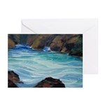 Pacific Inlet Note Cards (Pk of 10)