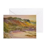 Purple Shadows Note Cards (Pk of 10)