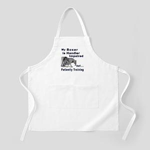 Boxer Agility BBQ Apron