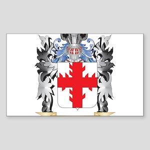Wachowiak Coat of Arms - Family Crest Sticker
