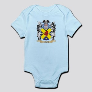 Wade Coat of Arms - Family Crest Body Suit
