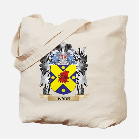 Wade Coat of Arms - Family Crest Tote Bag