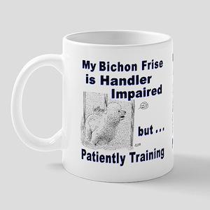 Bichon Frise Agility Mug